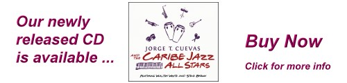 Caribe Jazz CD